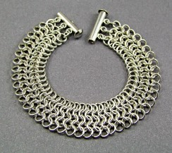 Augie's Silver Chainmaille 04