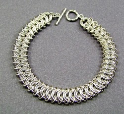 Augie's Silver Chainmaille 05