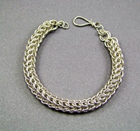 Augie's Silver Chainmaille 10