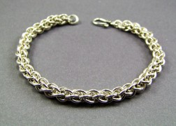 Augie's Silver Chainmaille 15